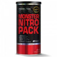 Monster Nitro Pack 44 packs - Probiótica