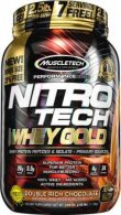 Nitro Tech Whey Gold 1.03kg (10% Free) - Muscletech